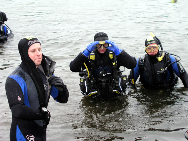 Sprzątanie jeziora Górskiego - (maj)