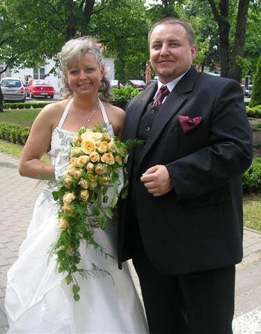 Ślub Joli i Artura oraz ... testy Corvety