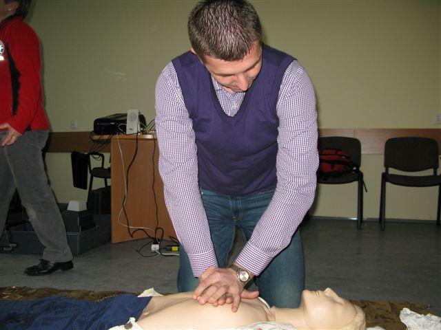 Kurs CPR