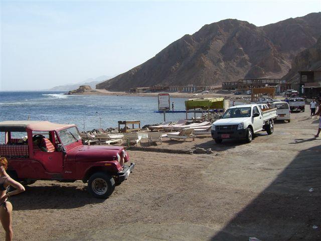 Egipt - Dahab (maj)