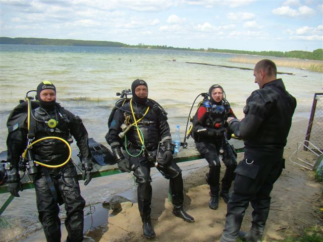 Jezioro Narty (14 maja)