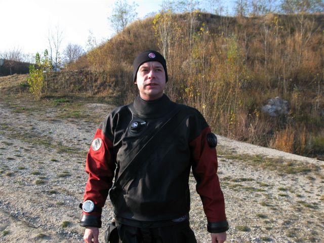 Kamieniołom Piechcin (listopad)