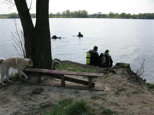Nurki z Jajeczkiem (23 kwietnia)
