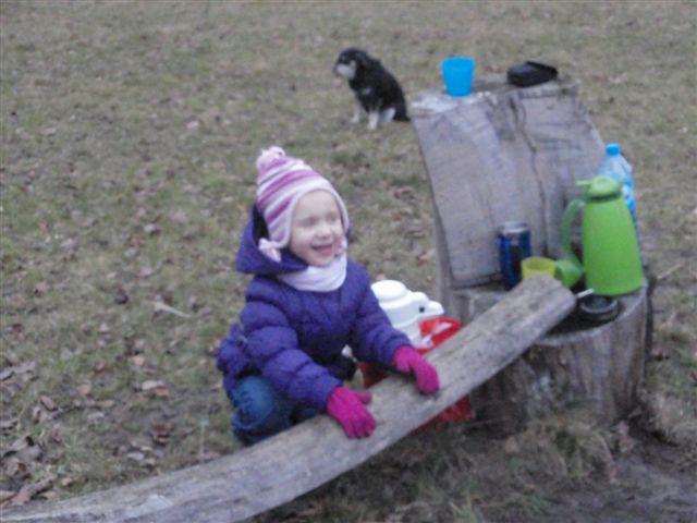 Wigilia - odwiedziny Mikołaja